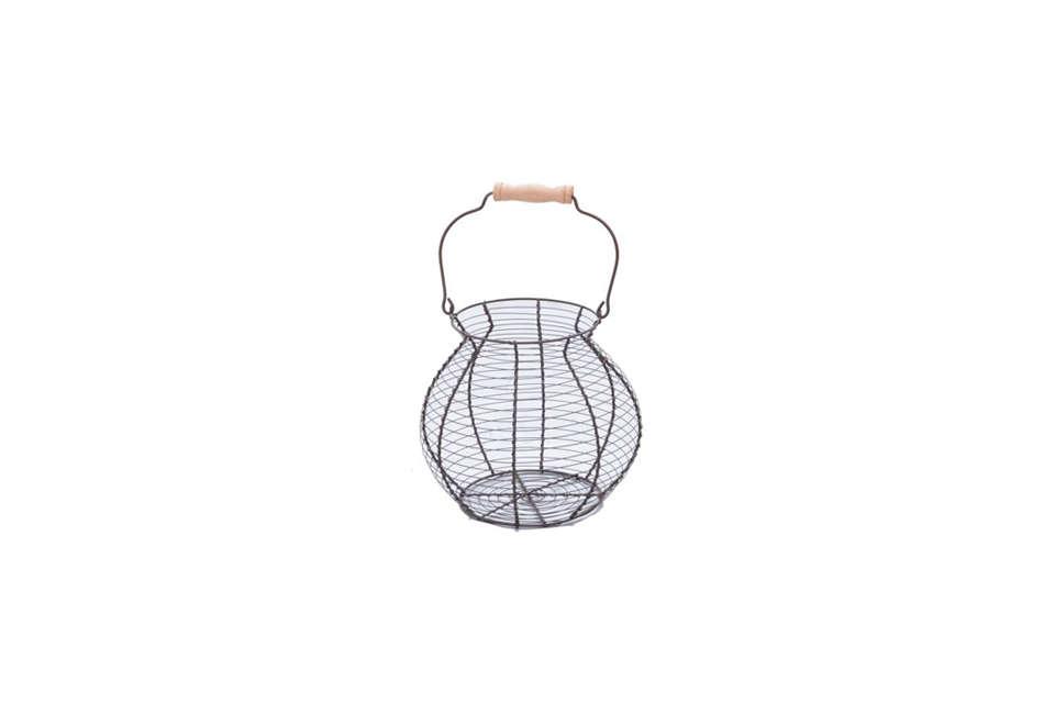 Trademark Innovations Wire Egg Basket
