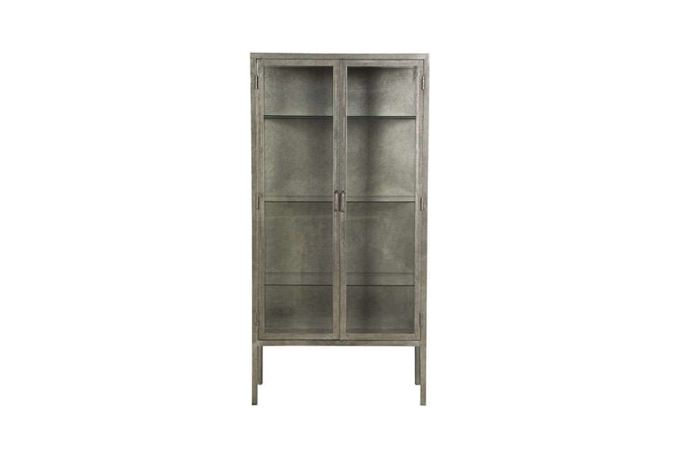10 Easy Pieces Glass and Steel Display Cabinets Vanguard Furniture Smith Metal Apothecary Cabinet