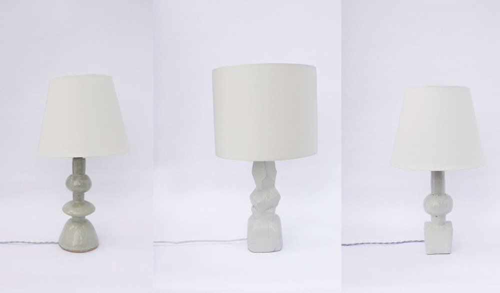 white lamp remodelista pottery 17