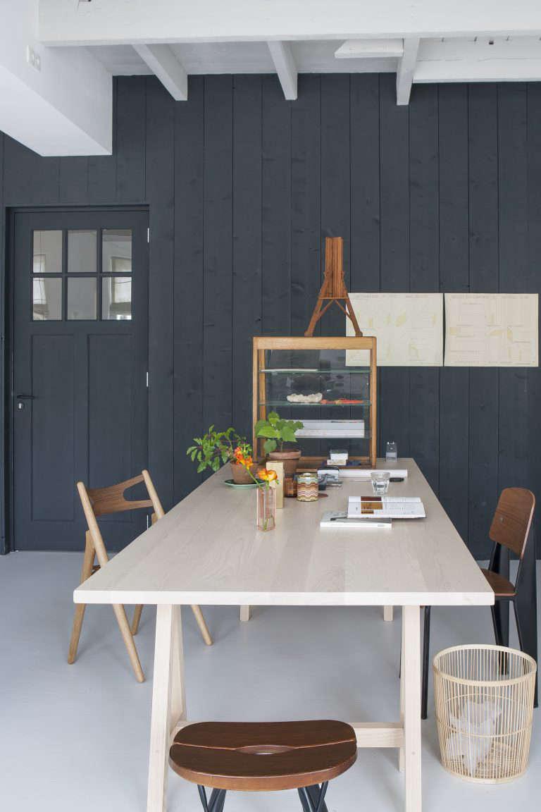 christien starkenburg, a furniture designer in the netherlands, uses vertical w 18