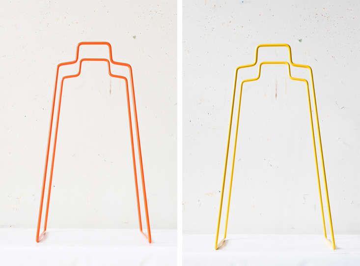 Everyday Design Finland Bag Holder Orange Yellow