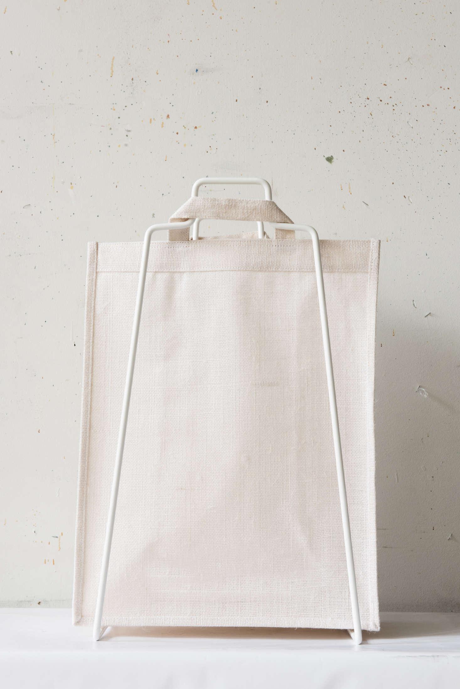 Everyday Design Finland Jute Bag Helsinki Bag Holder