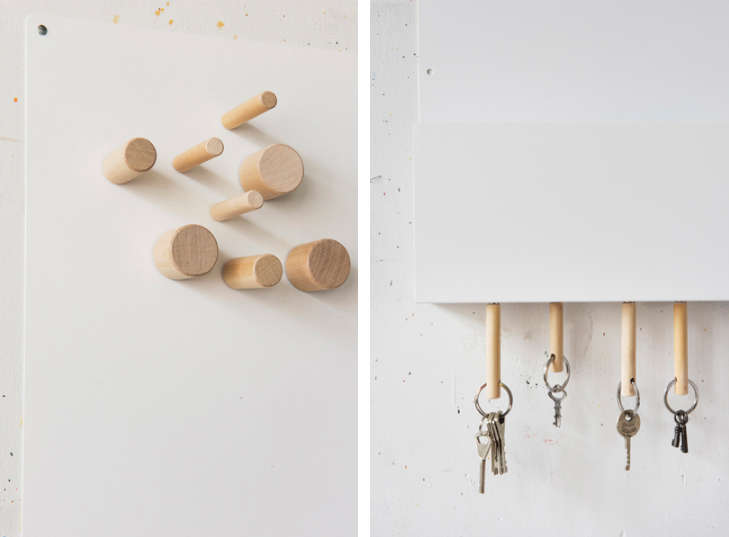 Everyday Design Finland Memo Magnets Key Ring