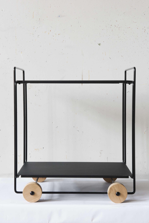 Everyday Design Finland Tampere Trolley Black