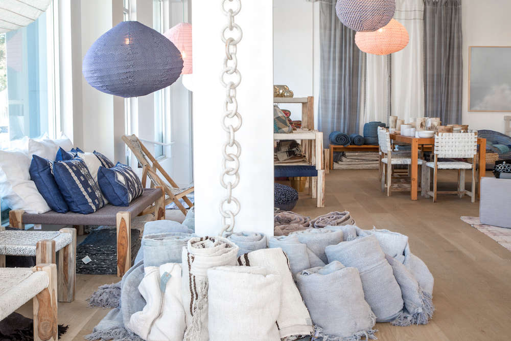 Lost & Found modern home store in Santa Monica, Los Angeles