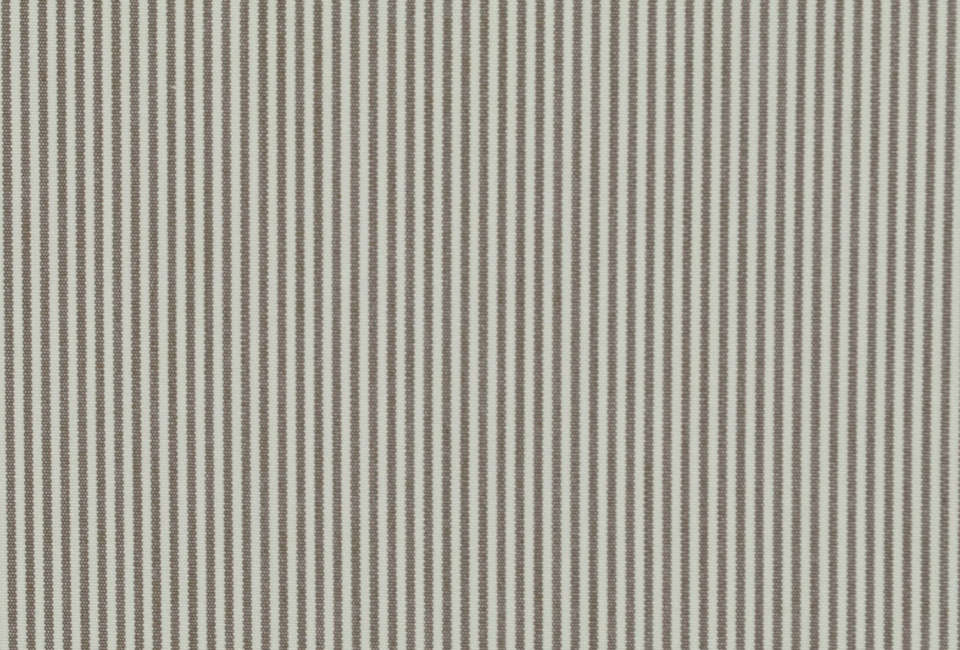 Clarence House Fontainebleau Ticking Stripe Fabric