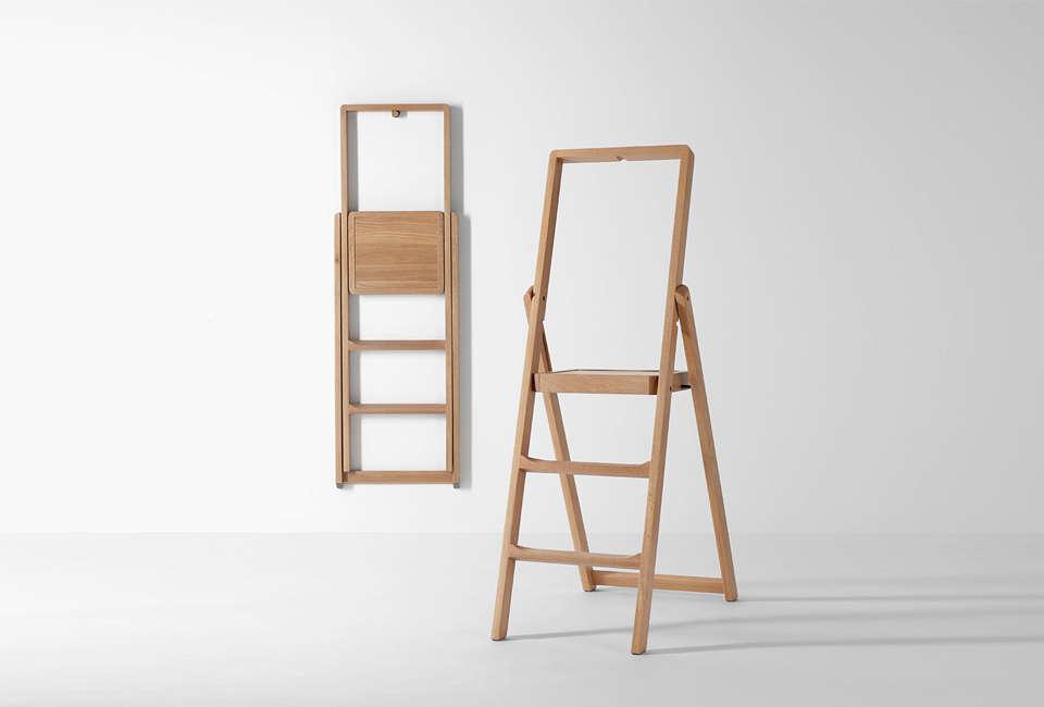 design house stockholm step step ladder 9