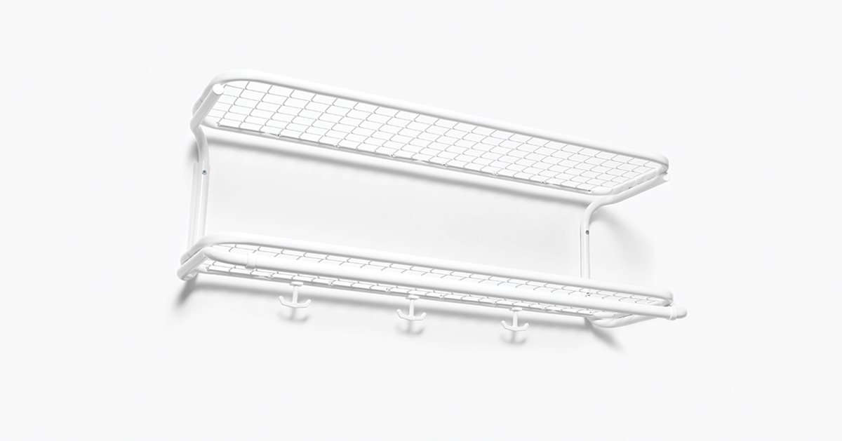 Essem Design Stylish Storage Solutions from Sweden essem classic white coat rack