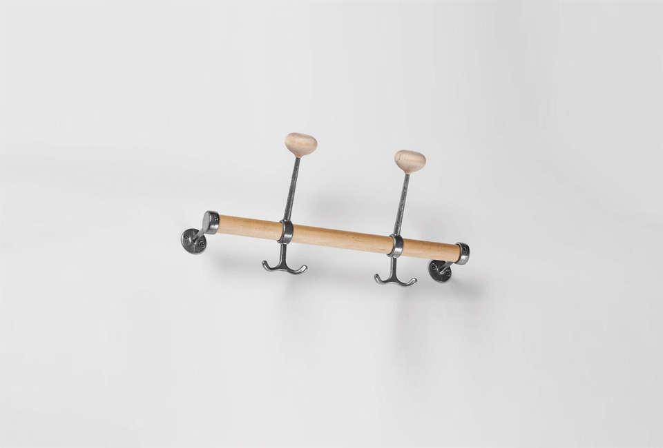 Essem Design Stylish Storage Solutions from Sweden Essem Gustav Birch Rack