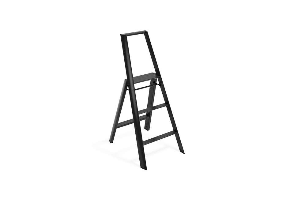 hasegawa lucano black step ladder 10