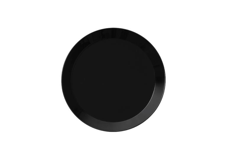 black iittala teema dinner plate 11