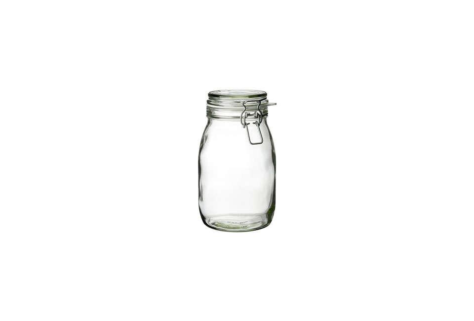 ikea korken glass jar with lid 13