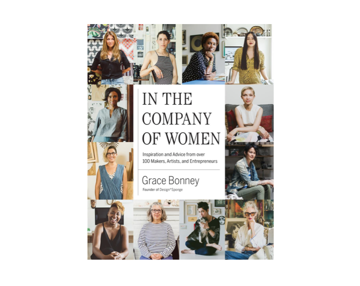 In The Company of Women Book Cover by Artisan on Remodelista