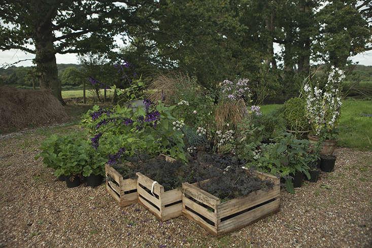 James Horner's Portable Garden