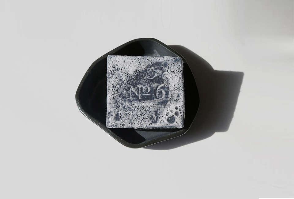 Joya No. 6 Black Soap