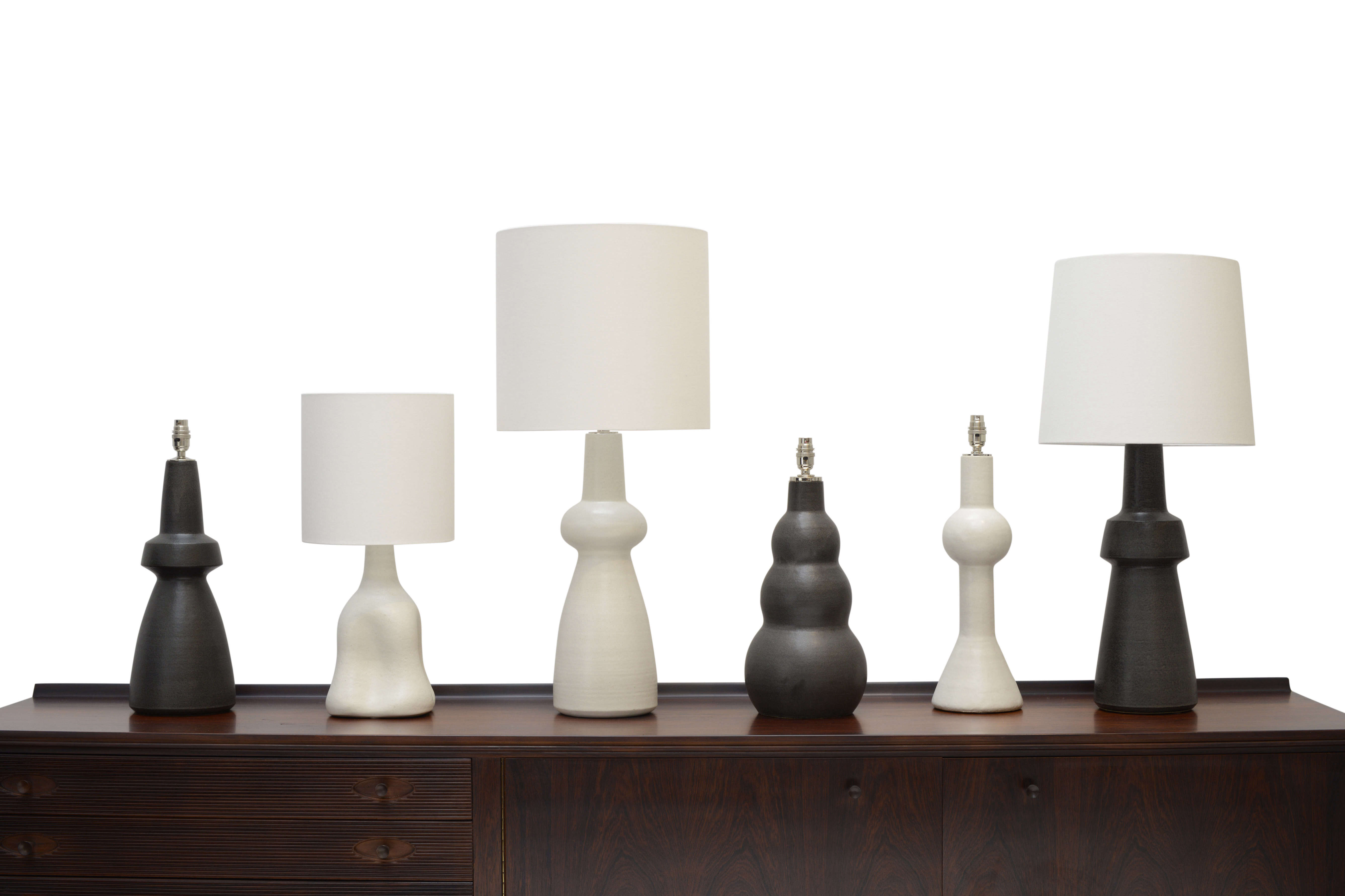 Nicola Tassie Table Lamps at Margaret Howell