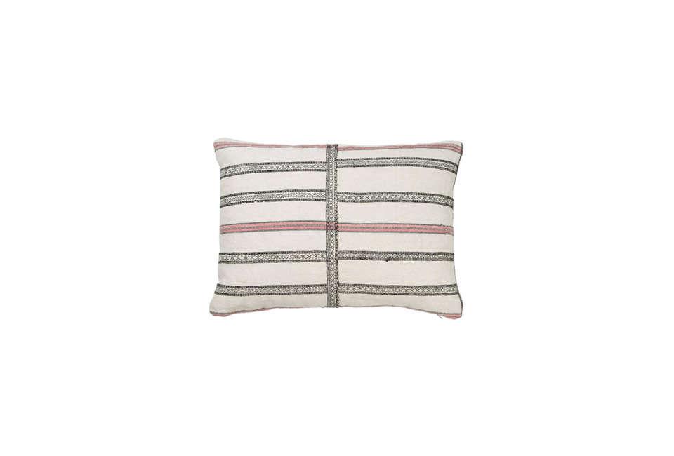 Pat McGann Vintage Nuristan Afghani Pillow