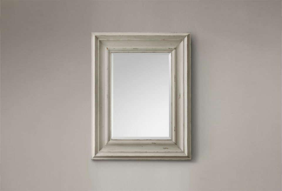 pottery barn st. james mirror 24