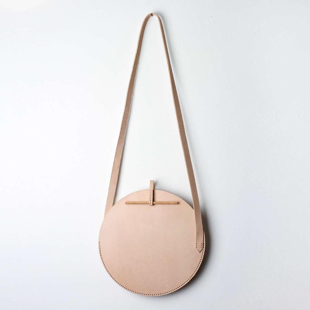 sonia scarr's circular shoulder bag 12