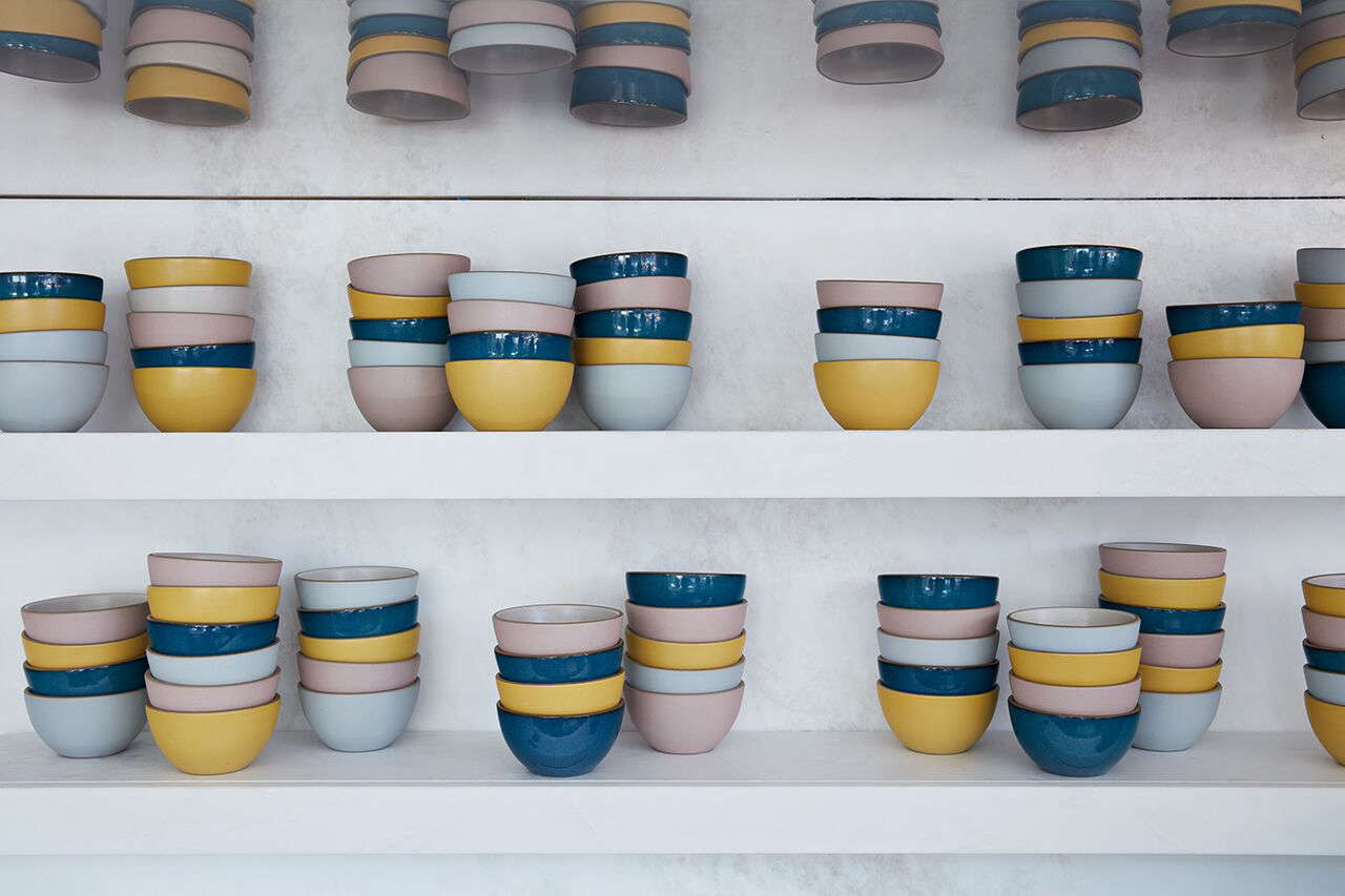 7 Ideas to Steal from the Manufactory in SF by Commune Design tartine manufactory remodelista 11