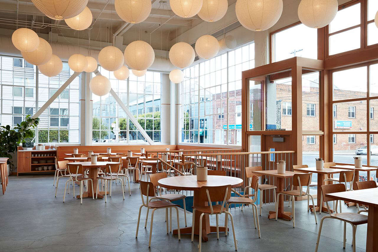 7 Ideas to Steal from the Manufactory in SF by Commune Design tartine manufactory remodelista 2