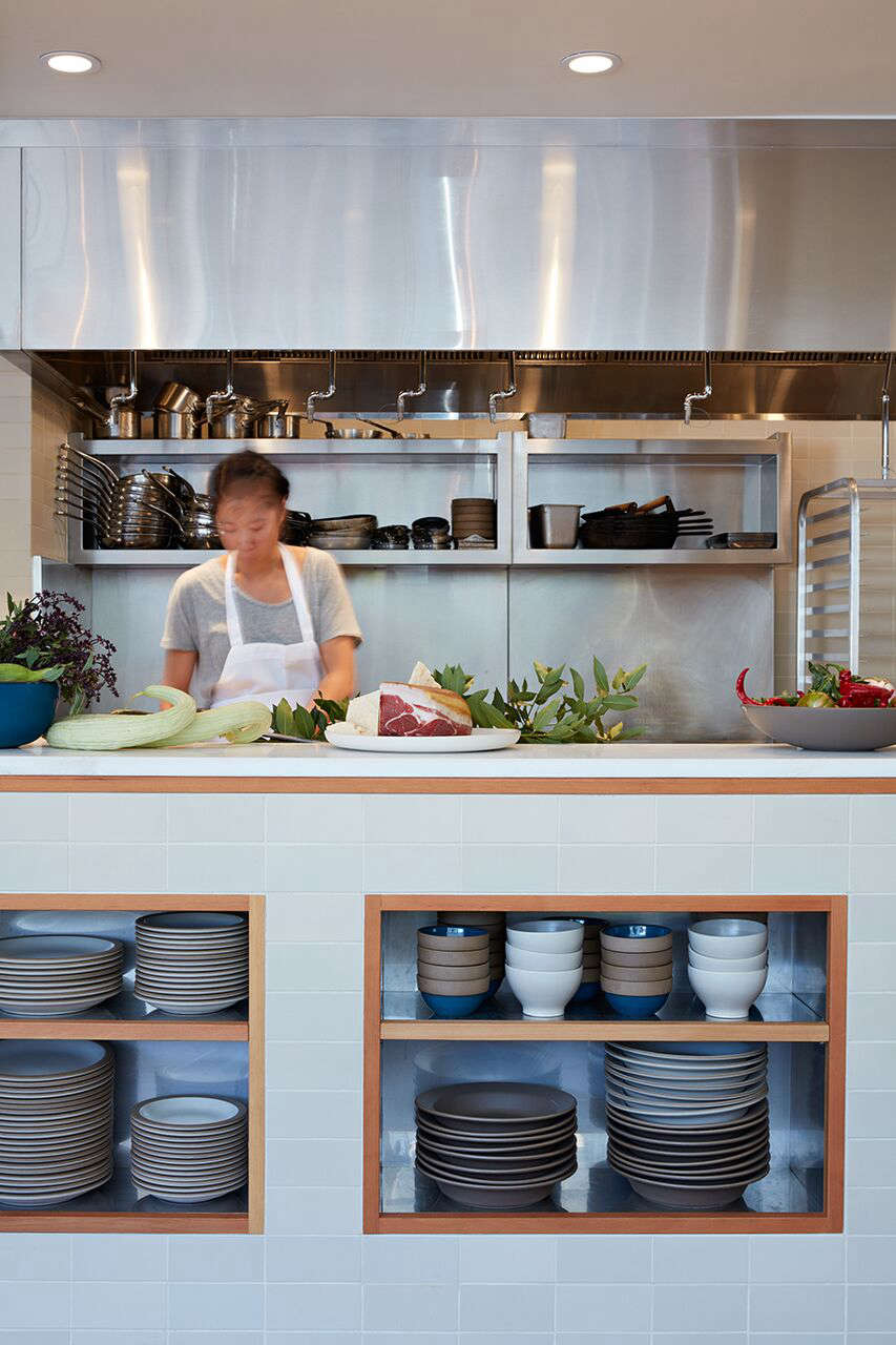 7 Ideas to Steal from the Manufactory in SF by Commune Design tartine manufactory remodelista 9
