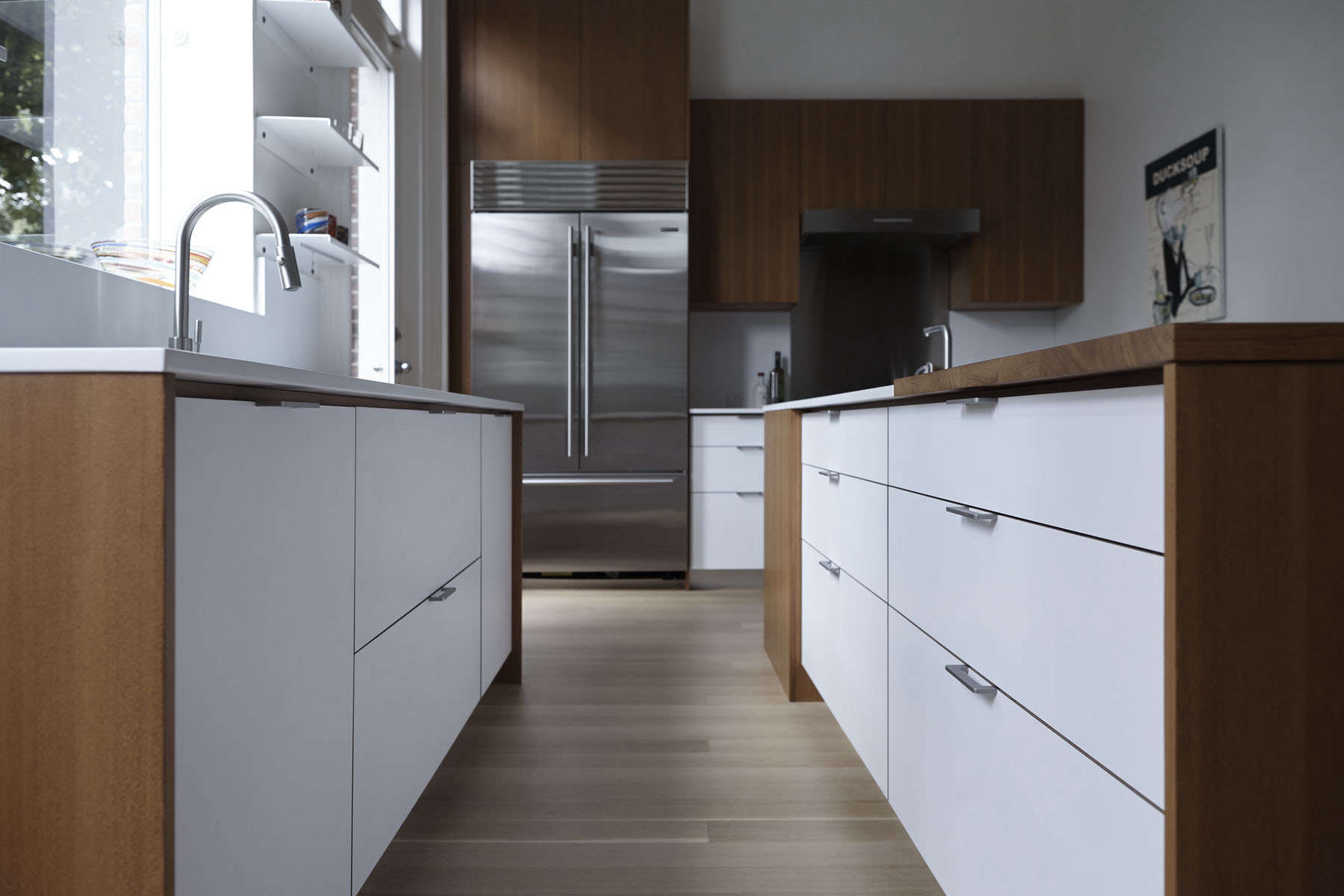 caesarstone counters and cabinet faces of high pressure, &#8\2\20;truly kid 13