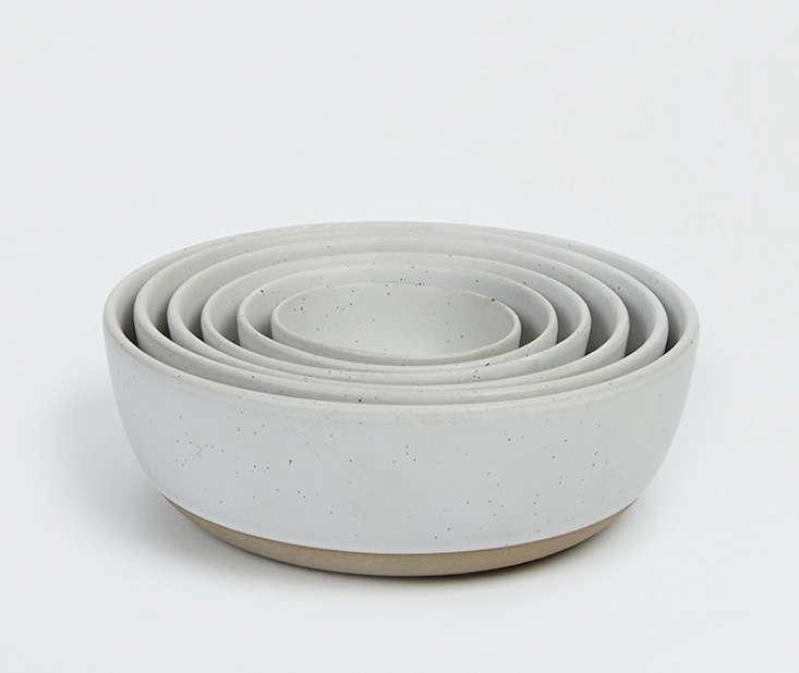 Petite Nesting Bowls via Lawson Fenning