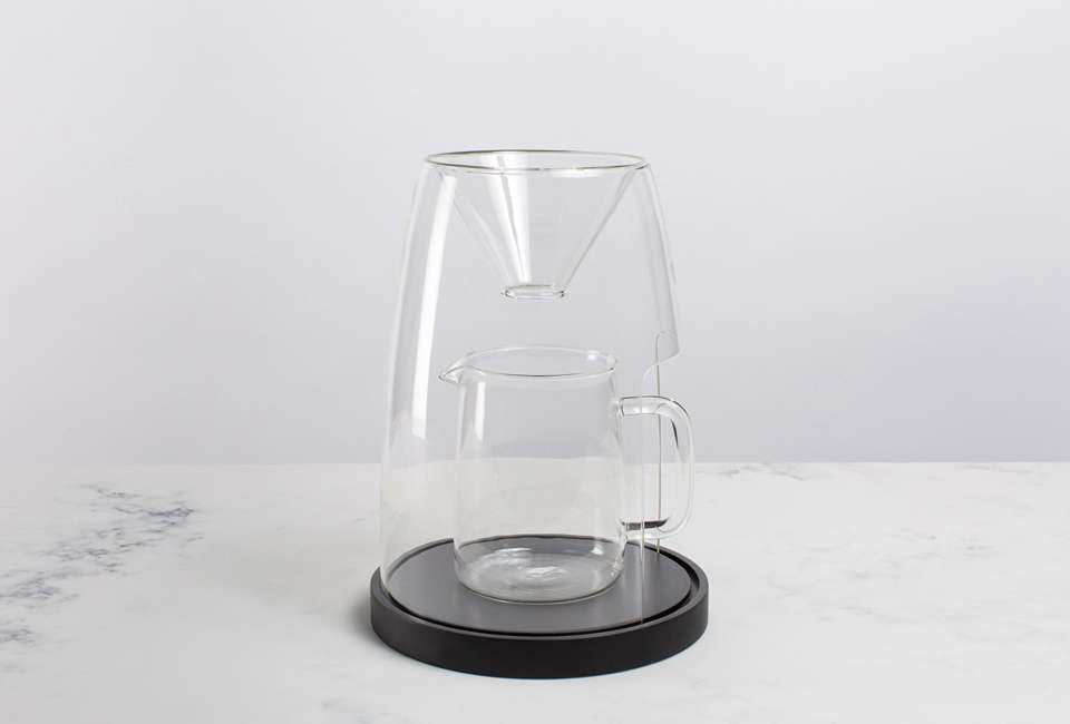 Craighton Berman Manual Coffee Maker