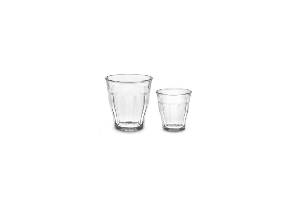 Duralex Picardie Glass Tumblers Small