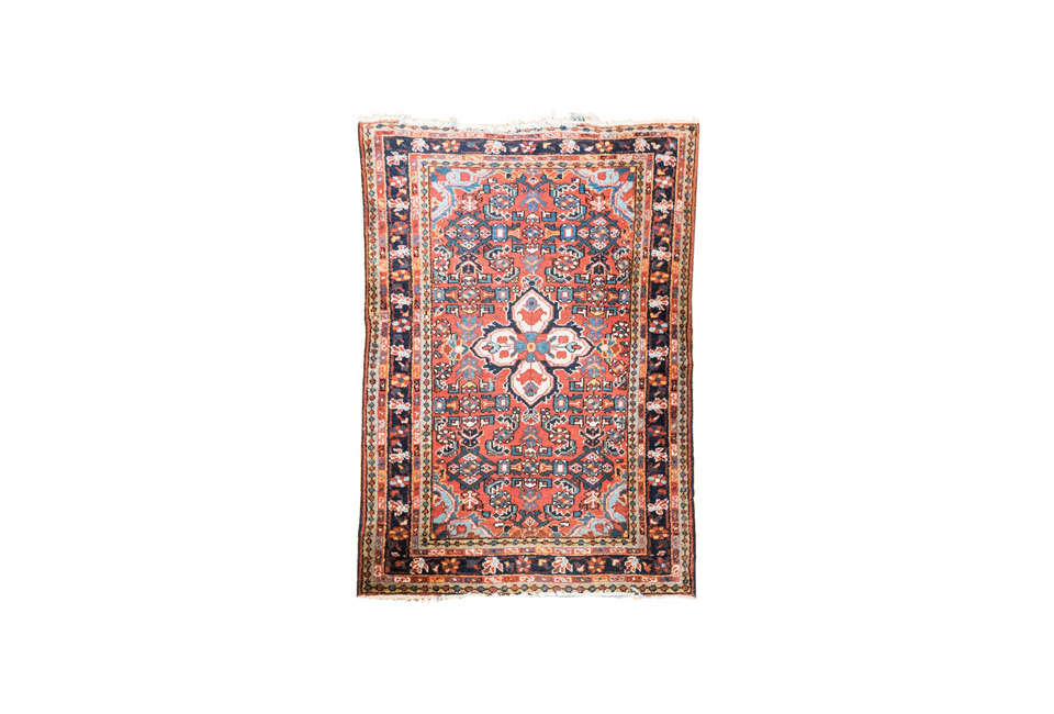 Enter to Win 1000 from Everything but the House Everything But the House Handwoven Wool Heriz Area Rug