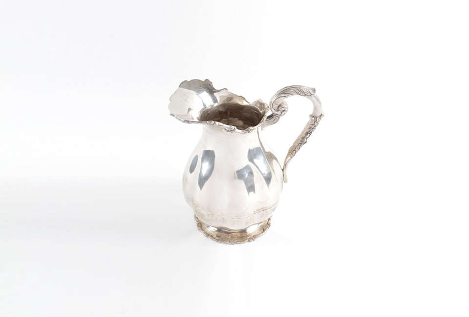 Enter to Win 1000 from Everything but the House Everything But The House Solid Steling Silver Pitcher