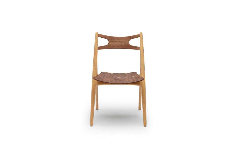 Hans J. Wegner CH29 Walnut Oak Chair