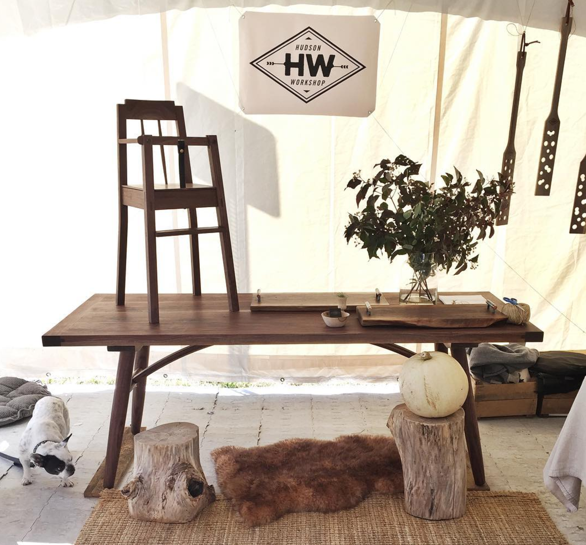 hudson workshop at field and supply 13