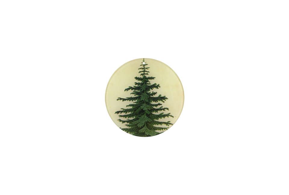 john derian norway spruce tree ornament 14
