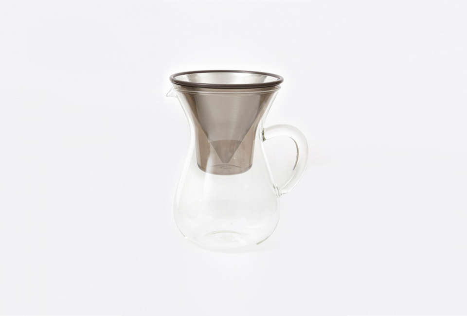 Kinto Slow Coffee Carafe Set