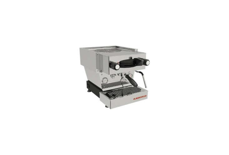 The La Marzocco Linea Mini Espresso Machine is$4,500 at La Marzocco.