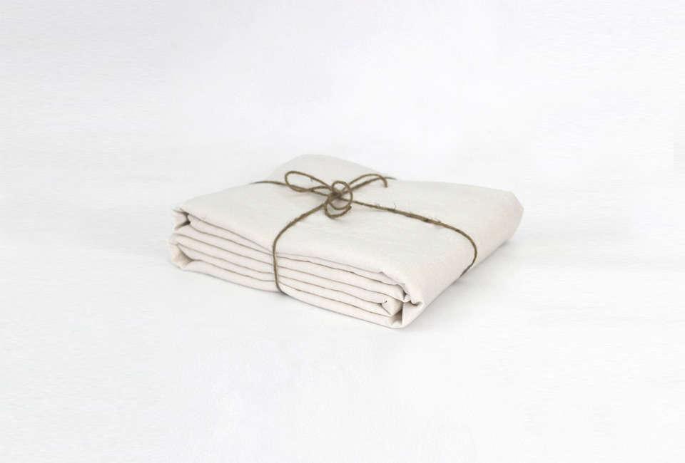 Linen Shed Washed Linen Yardage