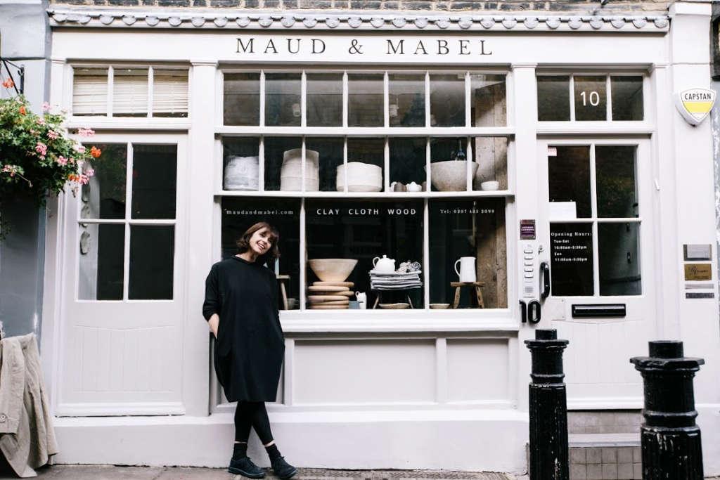 maud and mabel=london shop owner karen whitely 9