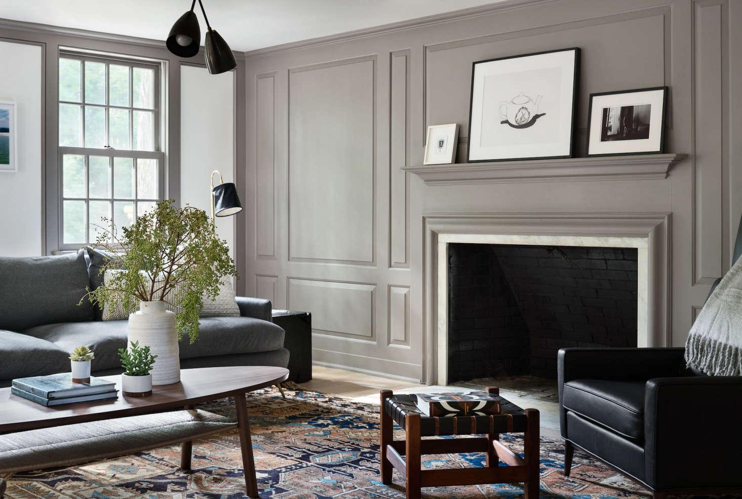 modern-farmhouse-renovation-with-warm-gray-millwork-walls-fireplace