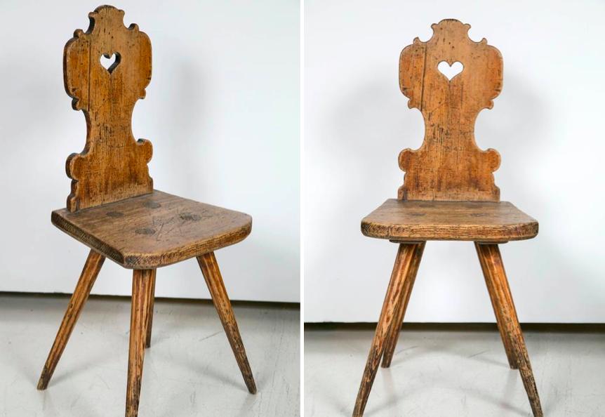 peasant chair nickey kehoe 16