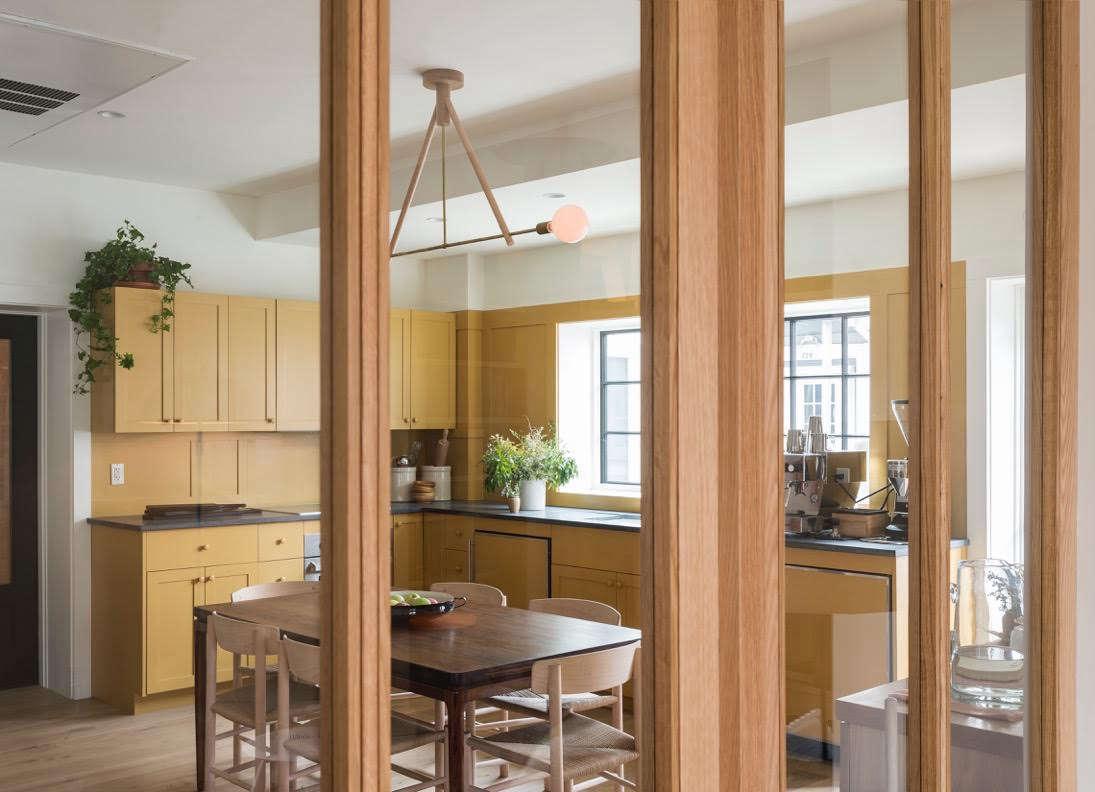 Rivertown Lodge Kitchen
