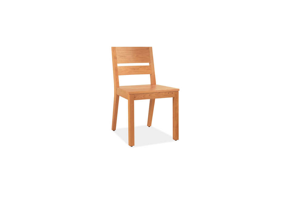 Room and Board Afton Chairs in Cherry