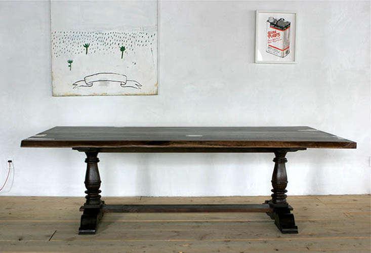 Sawkille Springsteen Trestle Table