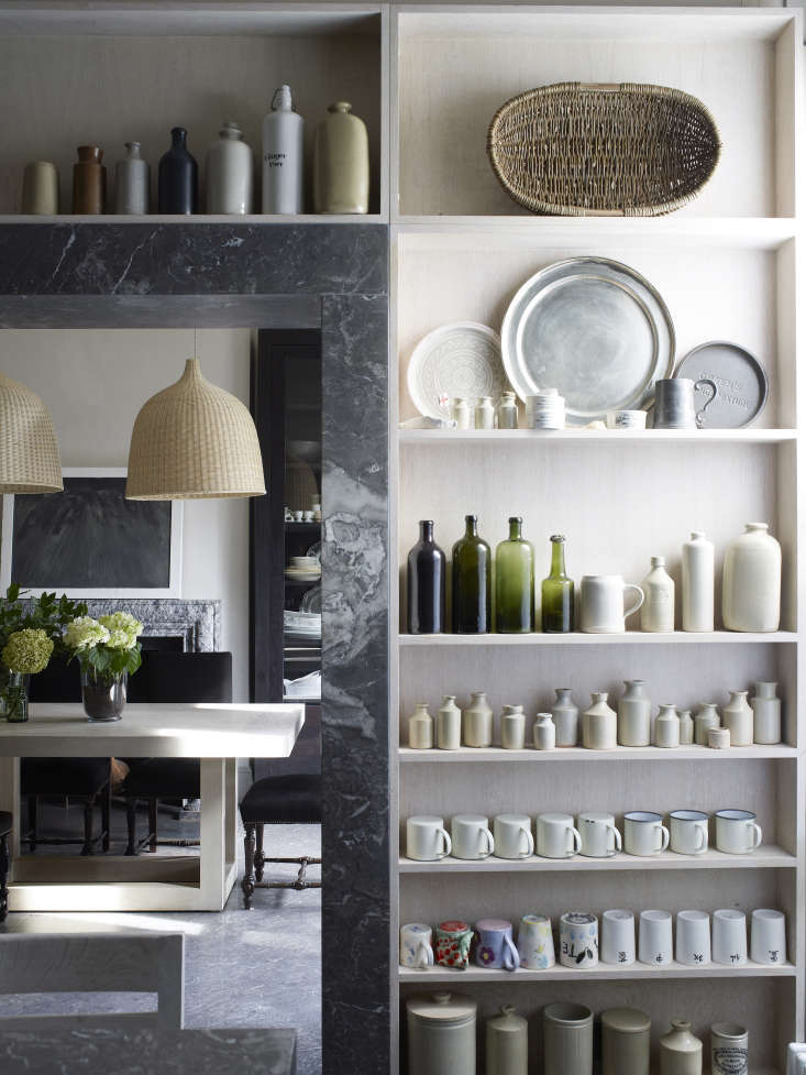 Expert Advice Thoughts on Designing from Nature with Spencer Fung Fung used grey marble throughout the kitchen of his own home. &#8\2\20;We always start with the shell,&#8\2\2\1; he once told us. &#8\2\20;If the shell is good, the rest will come over time.&#8\2\2\1; Photograph by Richard Powers.