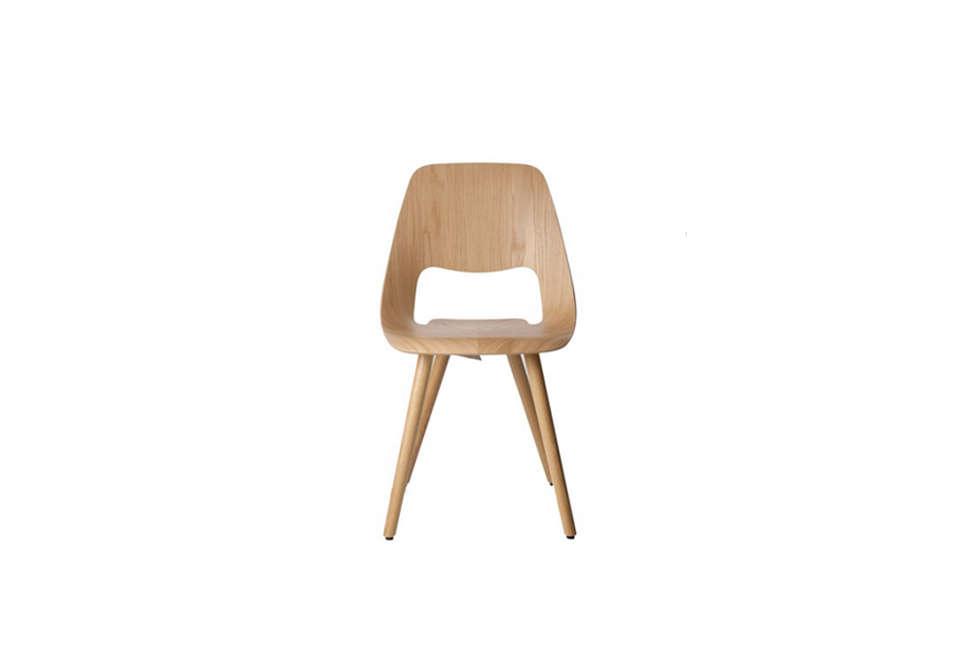 Vitra Wood Jill Chair