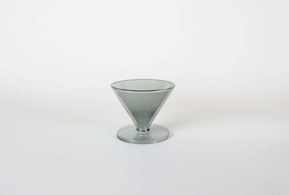 Yield Design Double Wall Glass Pour Over in Gray