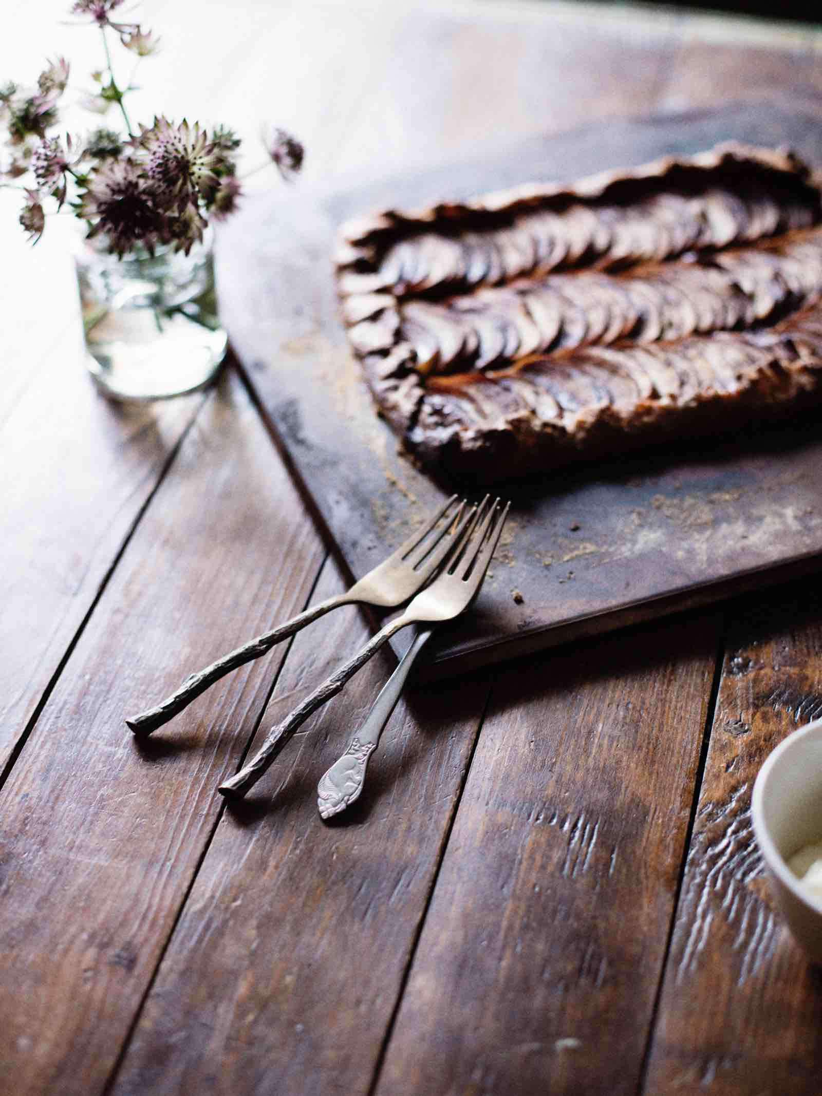 brown butter apple tart 21