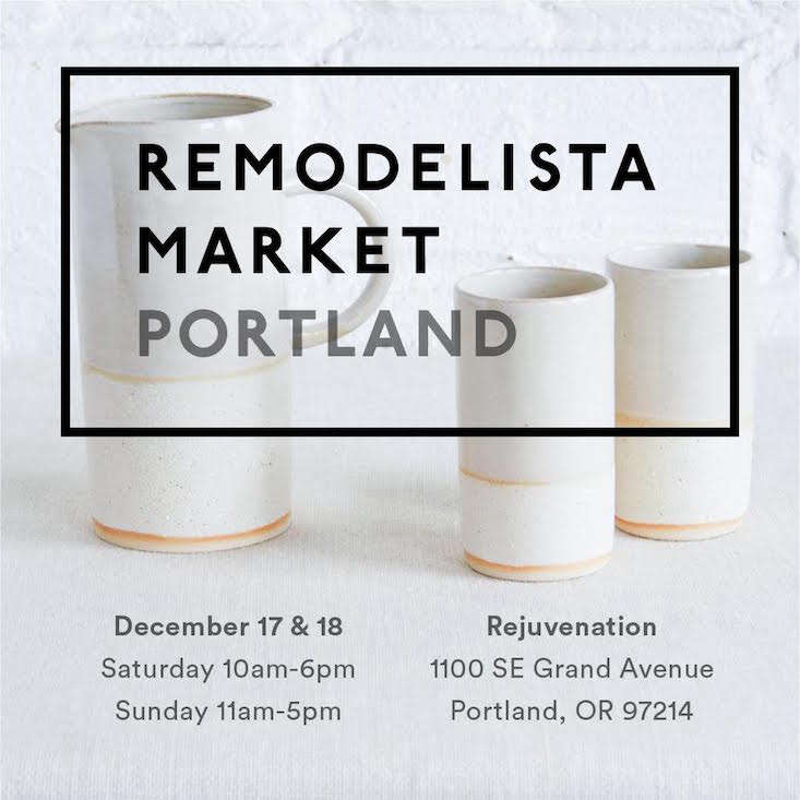 Current Obsessions This Weekends Portland OR Marketand More remodelista market portland 2