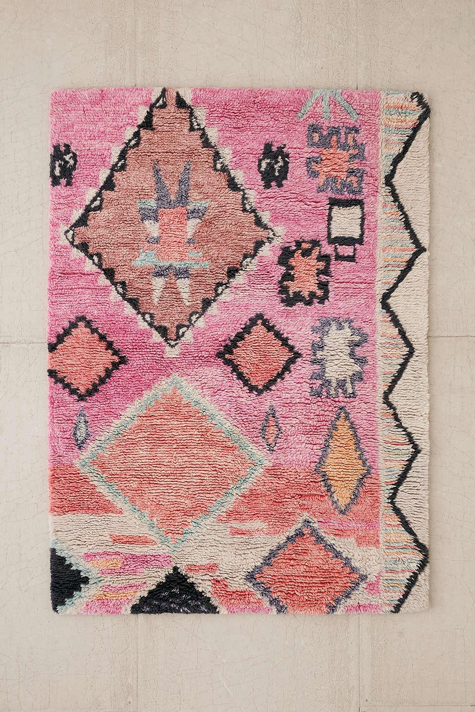 urban outfitters mavi boucherouite rug